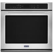 Maytag 30'' single wall oven with True Convection - 5 cu.ft.