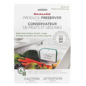 Trousse de départ, conservateur fruits et légumes