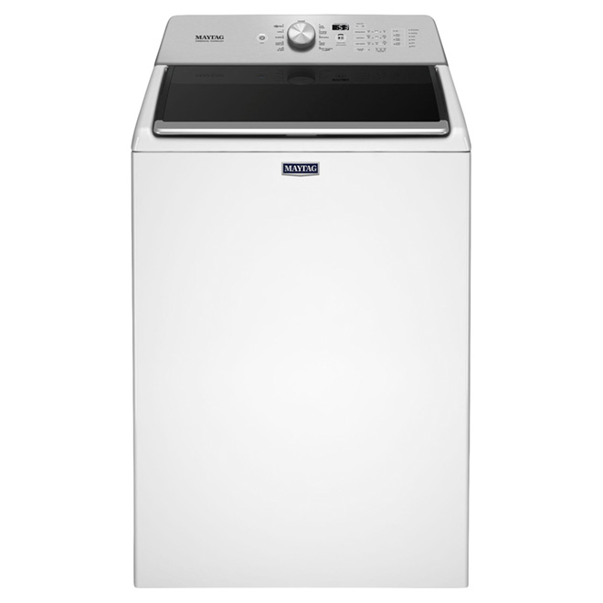 Washer with PowerWash® Cycle - 5.4 cu. ft. - White