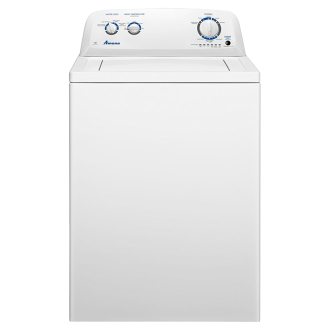 "Top-Load Washer 27"" - 4.0 cu. ft. - White"