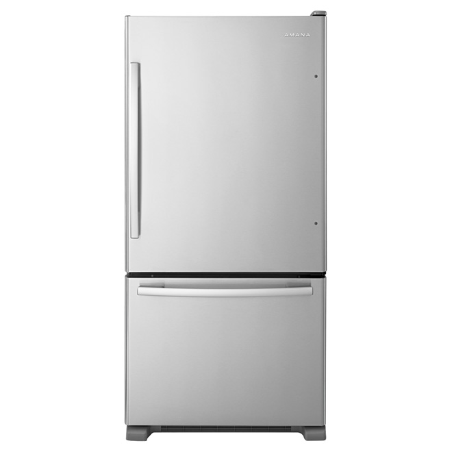 Refrigerator with Garden Fresh(TM) Bins-22 cu. ft.-Stainless