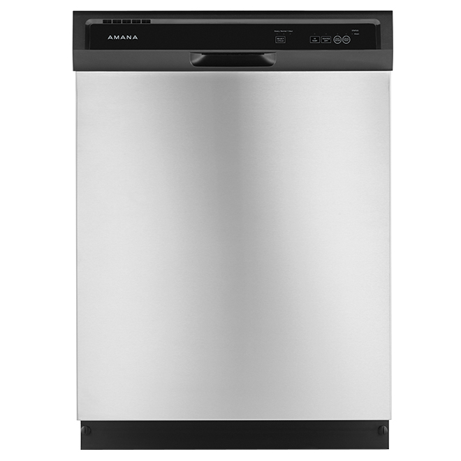 """Dishwasher With Triple Filter Wash - 24"""" - Stainless Steel"""