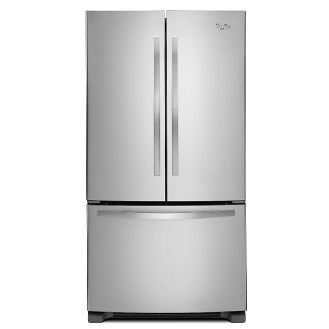 Refrigerator with Accu-Chill - 22 cu. ft. - Stainless Steel