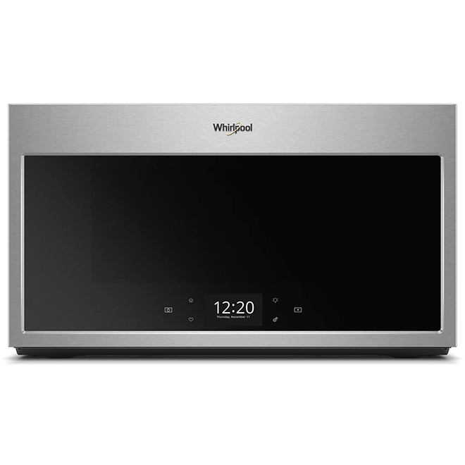 Over-The-Range Microwave - 1.9 cu. ft. - Stainless Steel