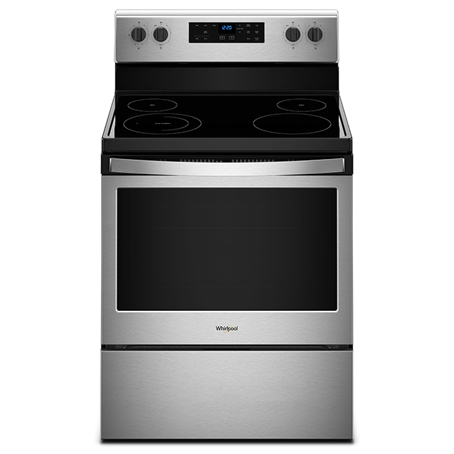 Self-Cleaning Electric Range - 5.3 cu. ft. - Stainless Steel