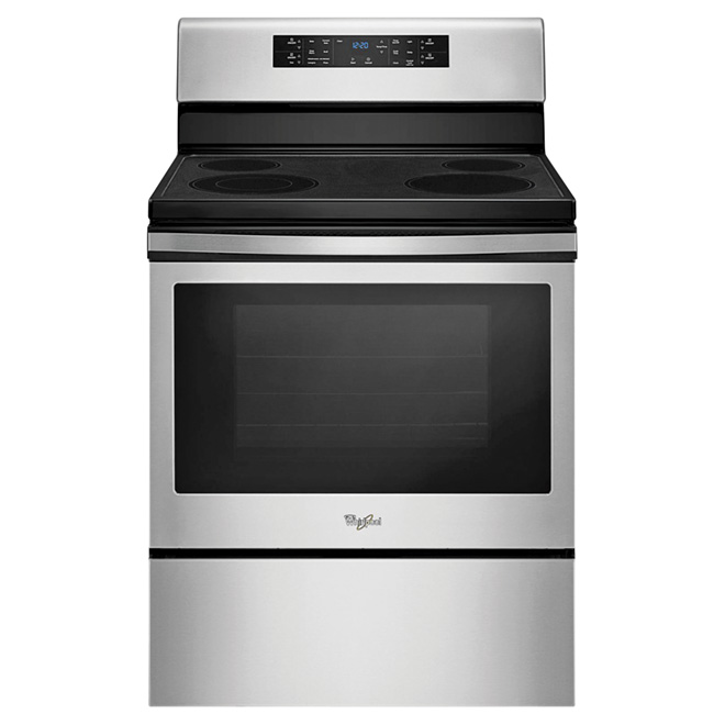Electric Convection Range - 5.3 cu. ft. - Stainless Steel