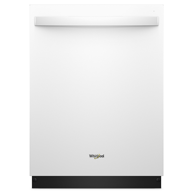 "Dishwasher with TotalCoverage Spray Arms - 24"" - White"