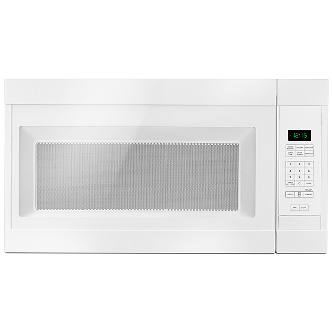 Over-The-Range Microwave - 1000 W - 1.6 cu.ft. - 300 CFM - White