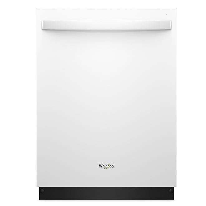 """Lave-vaisselle encastré avec séchage Fan Dry, 24"""", blanc"""