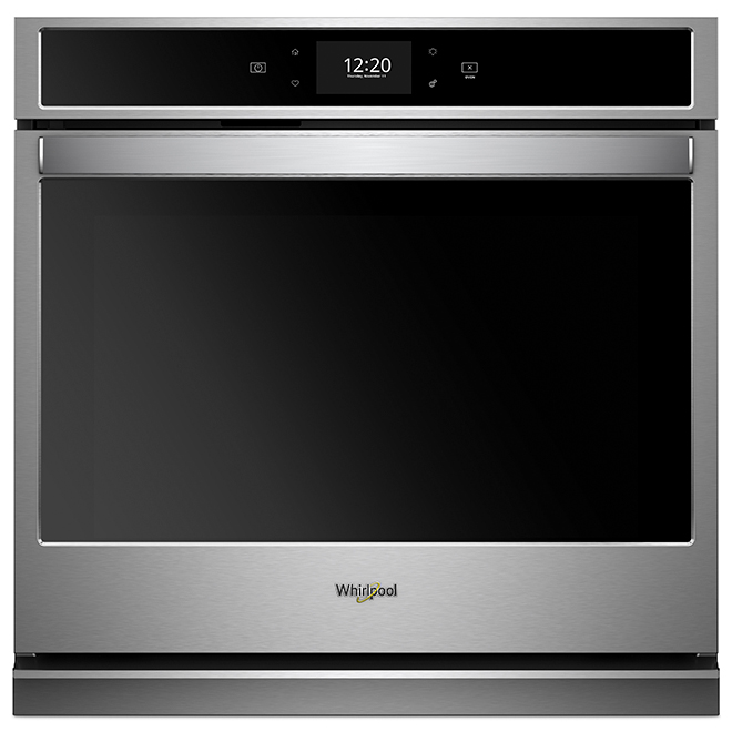 Wall Convection Smart Oven - 4.3 cu. ft. - Stainless Steel