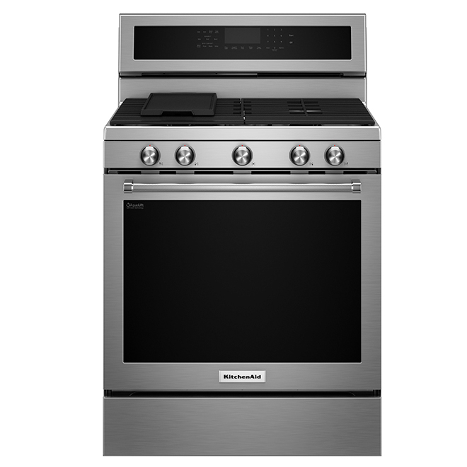 Free-Standing Gas Convection Range - 5.8 cu. ft - Stainless