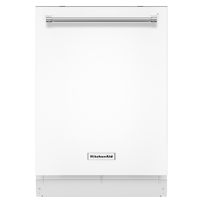 "Dishwasher with Dynamic Wash Arms - 24"" - White"