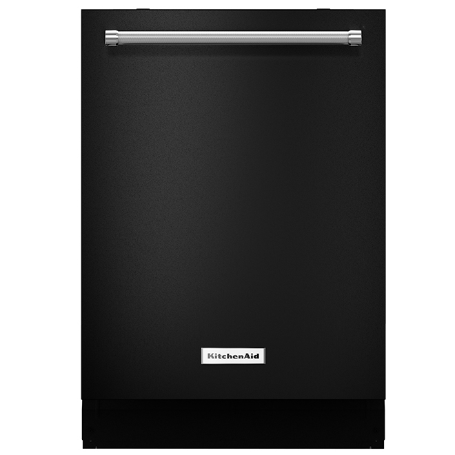 "Dishwasher with Dynamic Wash Arms - 24"" - Black"
