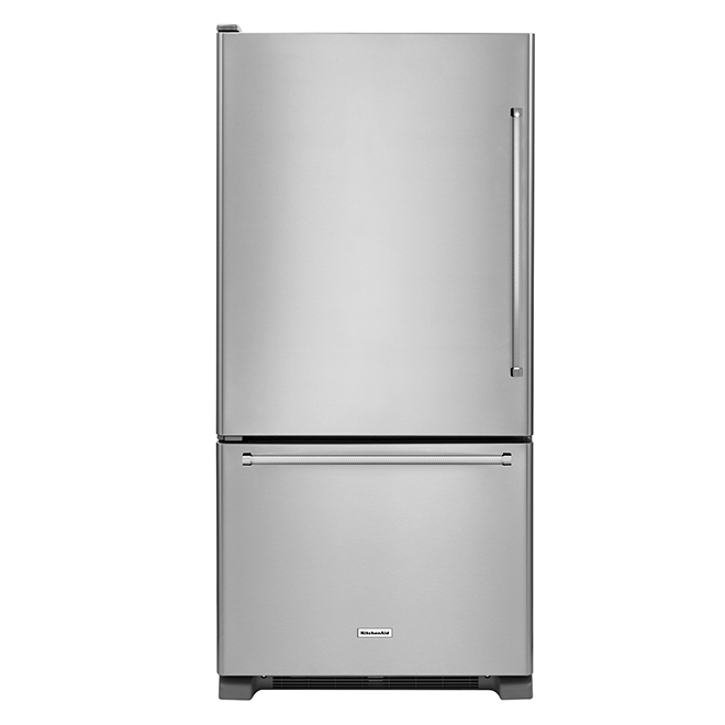 Refrigerator with ExtendFresh - 22 cu. ft. - Stainless Steel