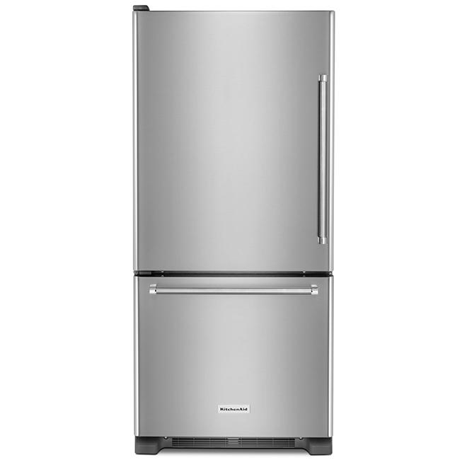 Réfrigérateur avec système ExtendFresh, 19 pi³, inox