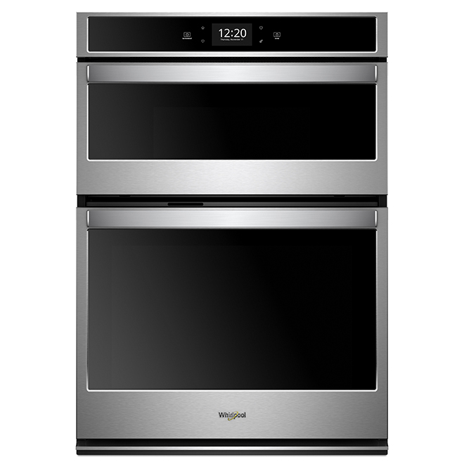 Oven/Microwave Oven Combination - 5 cu. ft./1.4 cu. ft. - Stainless Steel