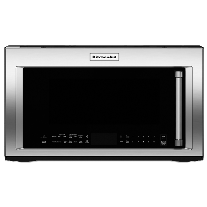 Over-The-Range Microwave - 1.9 cu. ft. -Stainless Steel