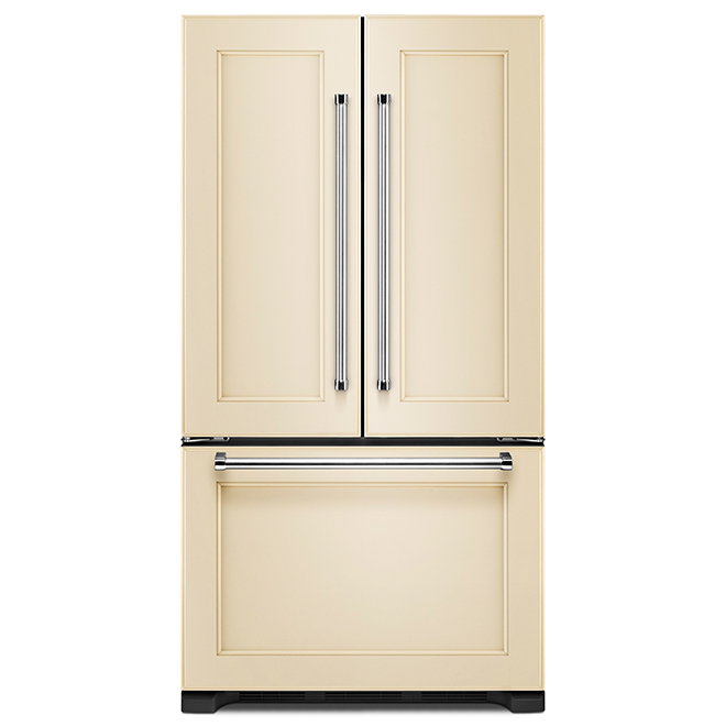 Panel-Ready Refrigerator - 22 cu. ft. - Sand