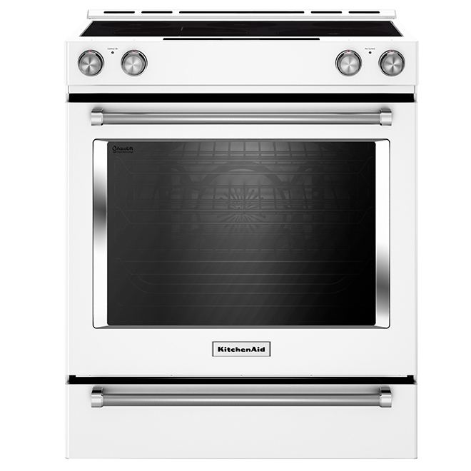 Convection Range with Baking Drawer - 7.1 cu. ft. - White