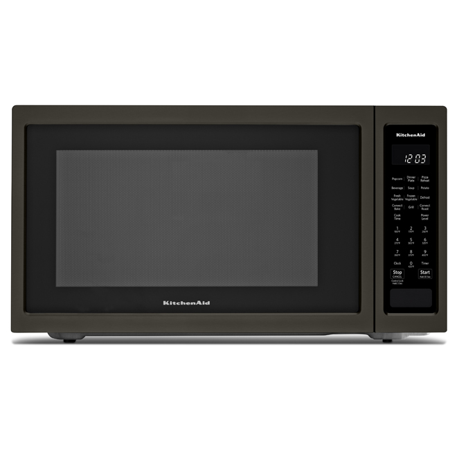 KitchenAid Convection Microwave Oven - 1.5 cu.ft - 1400 W