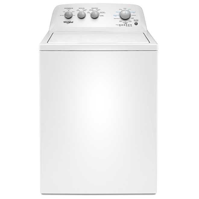 Top Load Washer - 4.4 cu. ft. - White