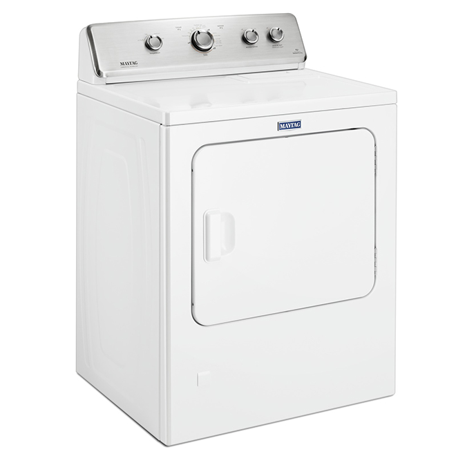 Electric Dryer - 7 cu. ft. - White