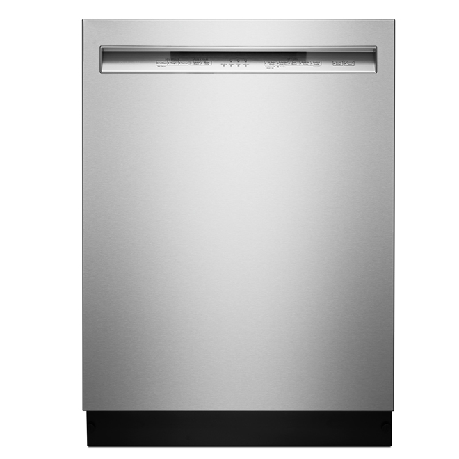 Slide In Dishwasher With Prowash Tm 24 Stainless Steel