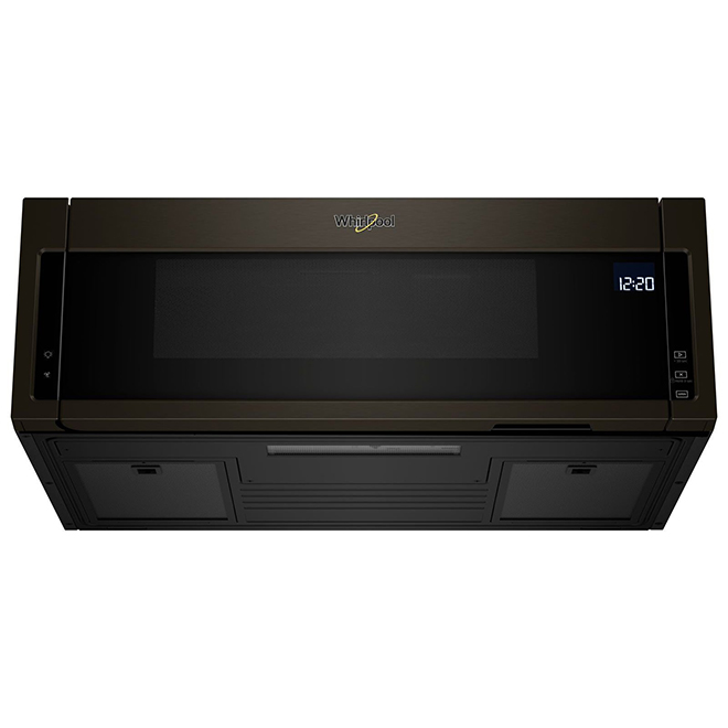 Over-The-Range Microwave - 1.1 cu. ft. - Black Stainless Steel