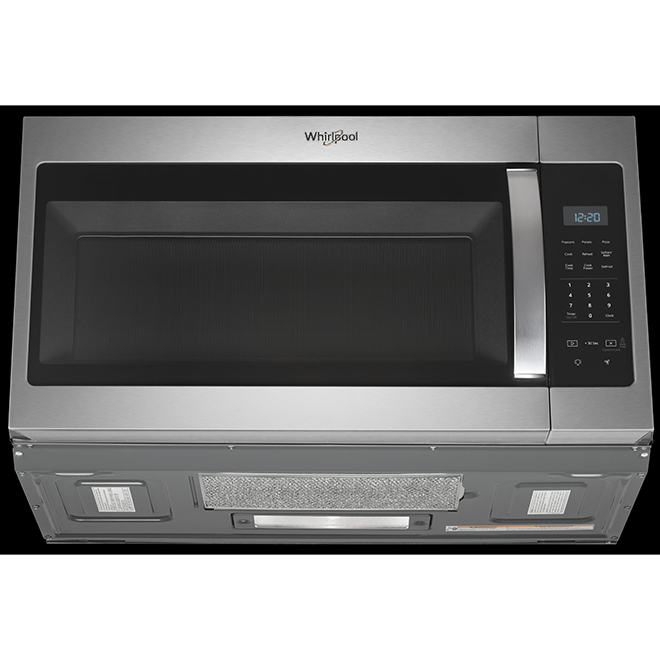 Over-the-Range Microwave Oven - 1.7 Cu. Ft. - 900 W - SS