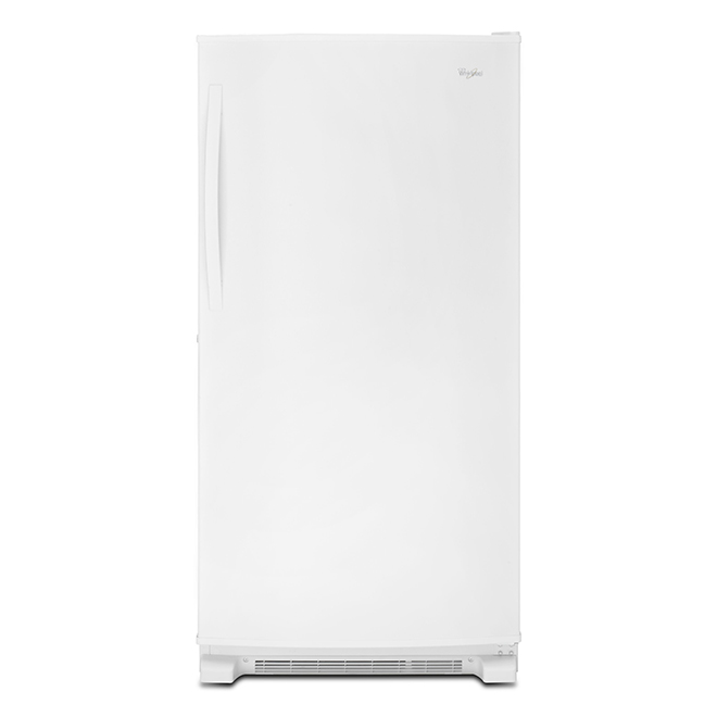 "Whirlpool(TM) Upright Freezer - 33 1/4"" - 20 cu. ft. - White"