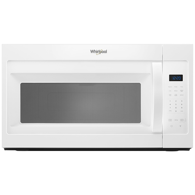 Over-the-Range Microwave Oven - 1.7 cu. ft. - 900 W - White