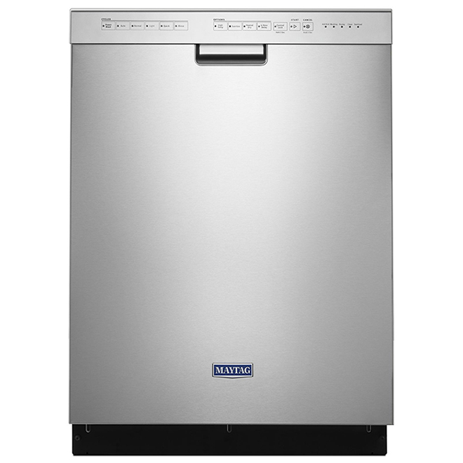 Built-In Dishwasher - 50 dBA - PowerBlast - Stainless Steel