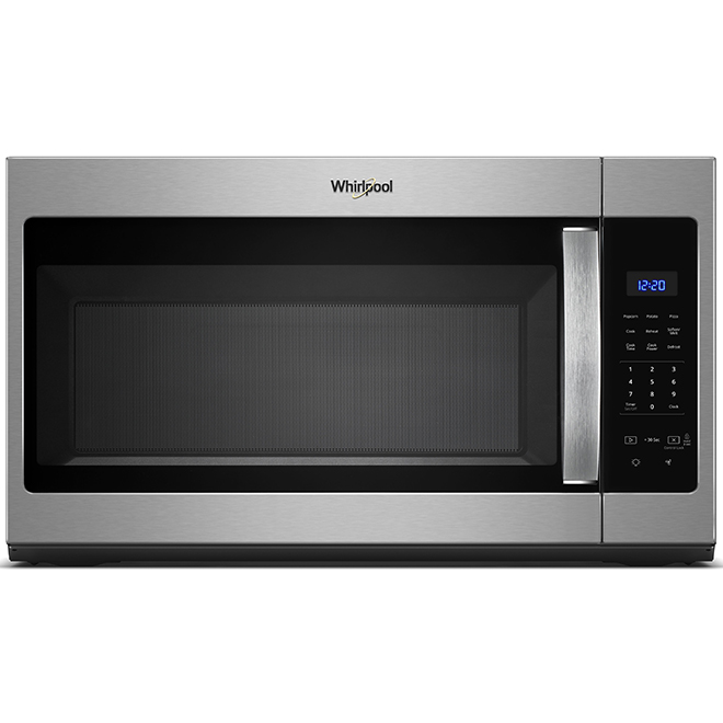 """Over-the-Range Microwave Oven - 30"""" - 1.7 cu. ft. - 900 W - SS"""