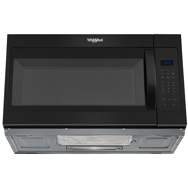 Over-the-Range Microwave Oven - 1.7 cu. ft. - 900 W - Black