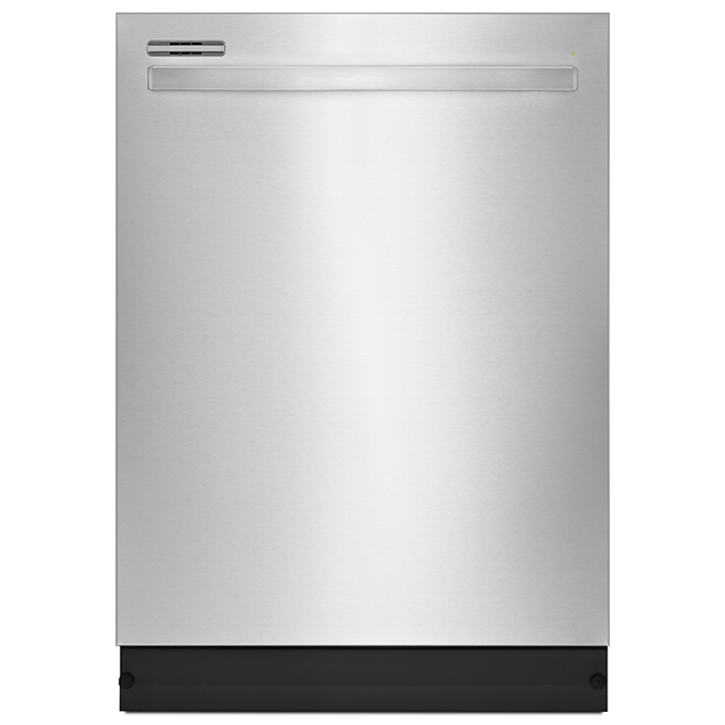 "24"" Built-In Dishwasher with SoilSense Cycle -  Stainless Steel"