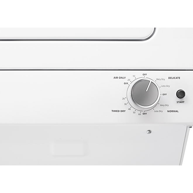 Whirlpool Top Load Laundry Centre - 1.6 cu.ft/3.4 cu.ft - White