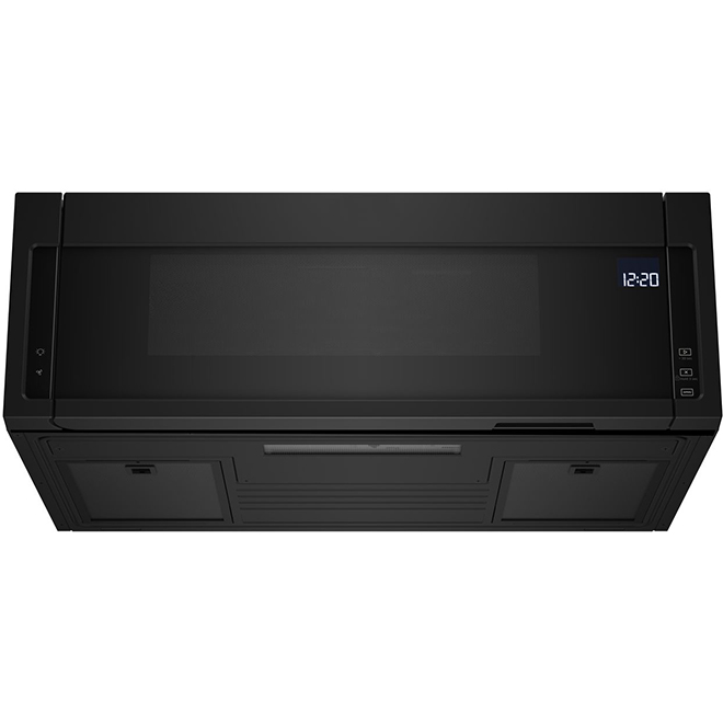 Over-the-Range Microwave Oven - 1.1 cu. ft. - 900 W - Black