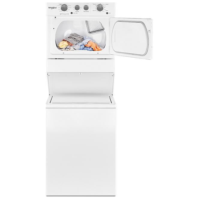 Whirlpool(TM) Laundry Centre - 3.5 cu. ft.-5.9 cu. ft. - White
