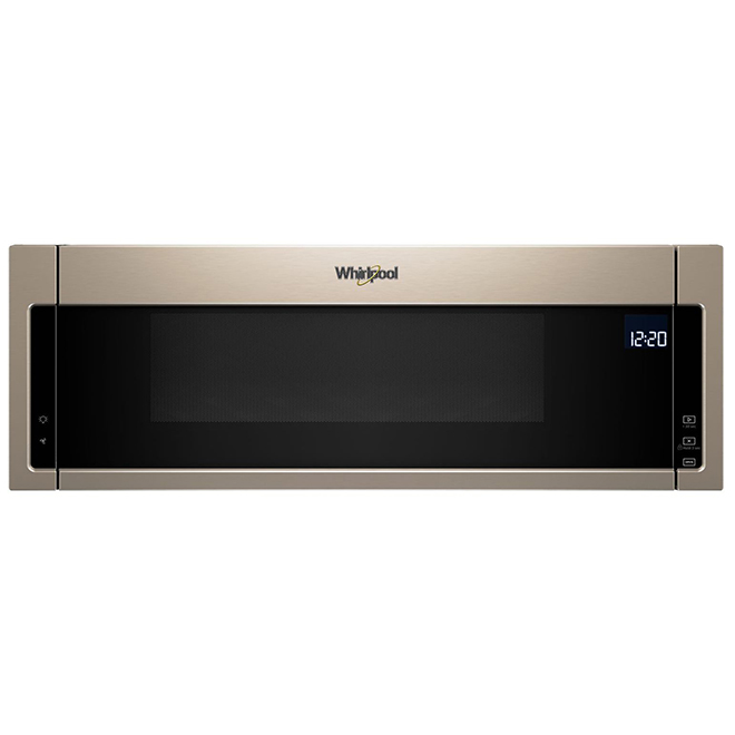 Over-the-Range Microwave Oven - 1.1 cu. ft. - 1000 W - Bronze