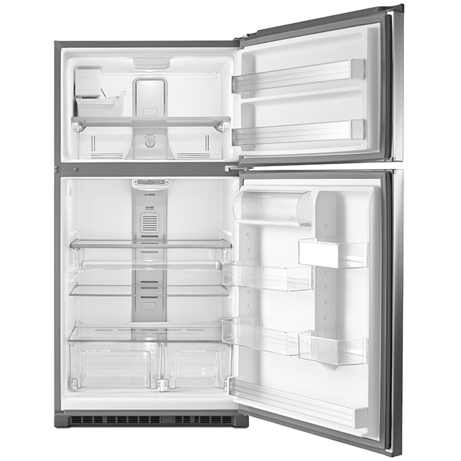 "Maytag(R) Top-Freezer Refrigerator - 33"" - 21 cu. ft. - SS"