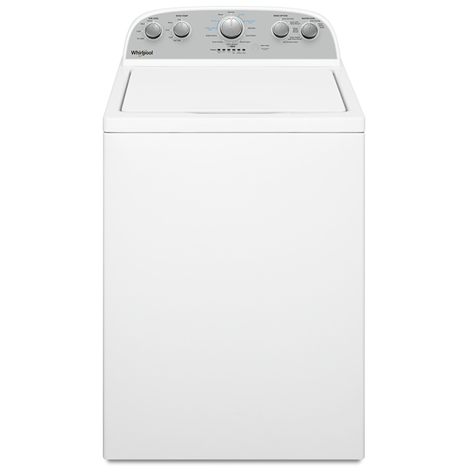 "Whirlpool(TM) Top-Load Washer - 27.5"" - 4.4 cu. ft. - White"