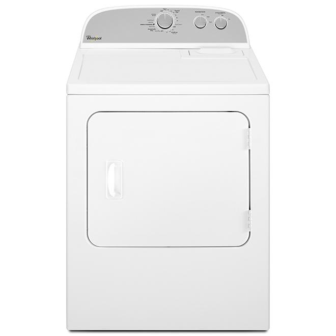 "Whirlpool(TM) Electric Dryer - 29"" - 7.0 cu. ft. - White"