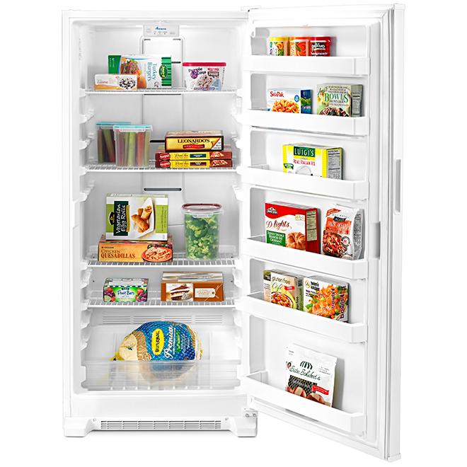 "Amana(R) Upright Freezer - 30 1/4"" - 17.7 cu. ft. - White"
