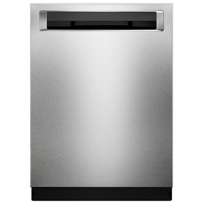 """Lave-vaisselle encastré, cycle ProWash, 24"""", acier inoxydable"""