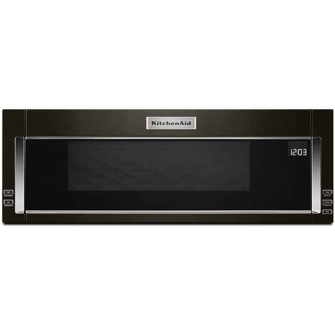Over-The-Range Microwave - 1.1 cu. ft. - 1000 W - Black SS