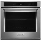 "KitchenAid(R) Built-In Simple Oven - 27"" - 4.3 cu. ft. - SS"