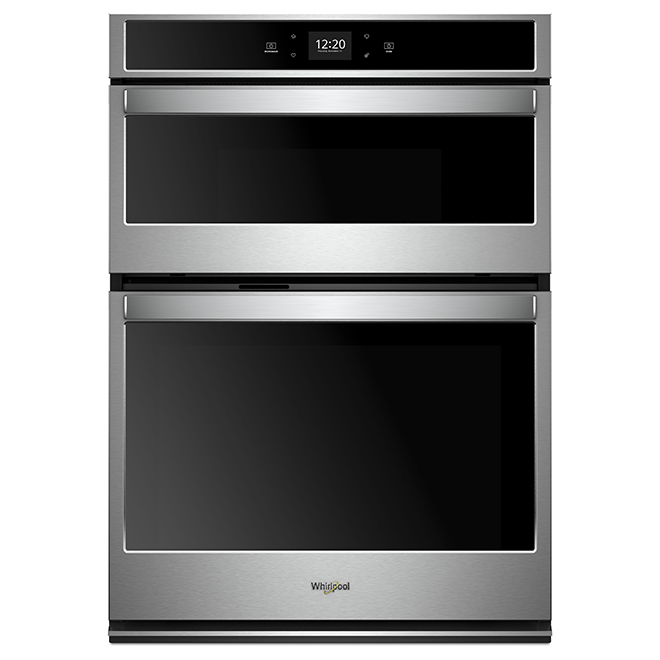 30'' Whirlpool(TM) Wall Oven Double - Self-Cleaning - Stainless