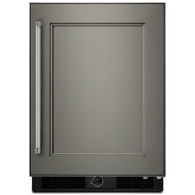 "Panel-Ready Under-Counter Refrigerator - 24"" - 4.9 cu. ft."