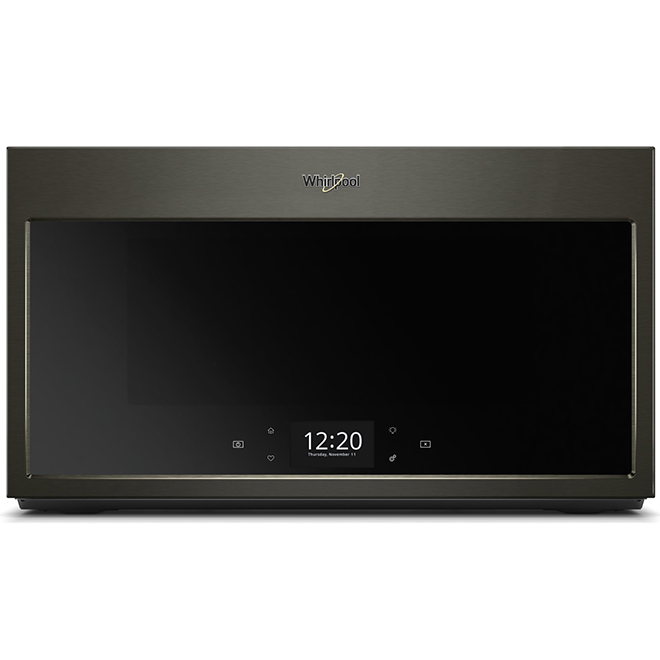 Over-the-Range Microwave Oven - 1000 W - 1.9 cu. ft. - Black SS