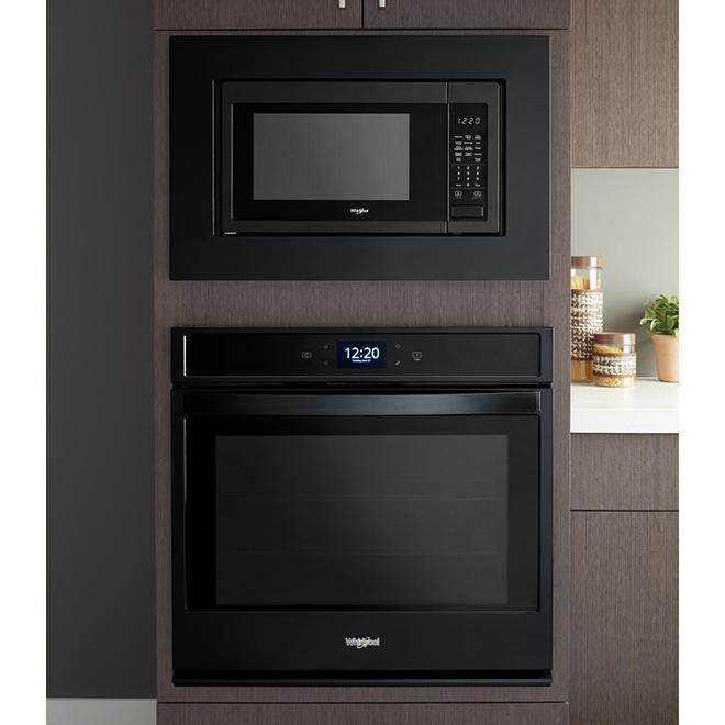 "Whirlpool(TM) Microwave Oven Trim Kit - 30"" - Black"